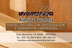 Mueblesavenida Barcelona Guia Principal